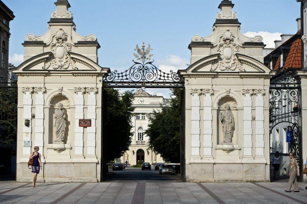 Wykład otwarty w Warszawie